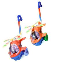 SPEED HELICOPTER MANICO GROSSO COLORATO Niagara giocattoli in vendita all'ingrosso