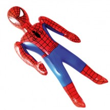 SPIDERMAN GONFIABILE cm 60 Tap Ball