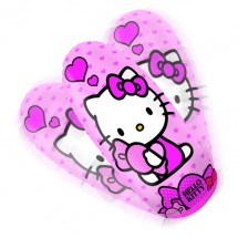 HELLO KITTY SEMPRE IN PIEDI GONFIABILE cm 45 Tap Ball