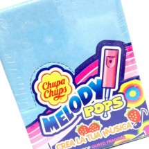 MELODY LECCA FISCHIA MELODY POPS GUSTO FRAGOLA Pz 48 x 12g Chupa Chups
