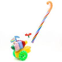 APACHE ELICOTTERO MANICO GROSSO COLORATO Niagara giocattoli in vendita all'ingrosso
