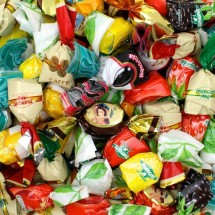 CARAMELLE MISTO LUSSO Mangini in vendita all'ingrosso