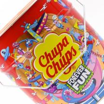 CHUPA CHUPS LATTA DISPLAY GUSTI ASSORTITI Pz 150 x 12g Chupa Chups in vendita all'ingrosso