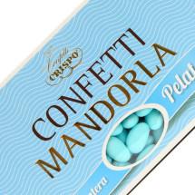CONFETTI AZZURRI alla MANDORLA PELATA 37 Crispo in vendita all'ingrosso