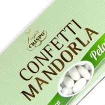 CONFETTI BIANCHI alla MANDORLA PELATA 37 Crispo in vendita all'ingrosso