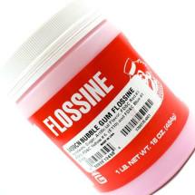 FLOSSINE CONCENTRATO PER ZUCCHERO FILATO GUSTO BUBBLE GUM 450g in vendita all'ingrosso