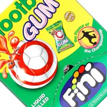 FOOTBALL BUBBLE GUM RIPIENE Pz 200 x 5g Fini in vendita all'ingrosso