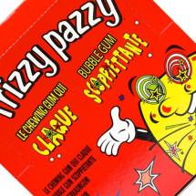 FRIZZY PAZZY GUSTO FRAGOLA GOMMA FRIZ Pz 50 x 7g in vendita all'ingrosso