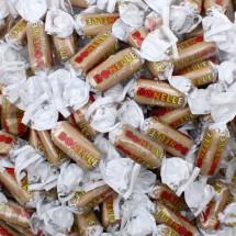 LE BONELLE TOFFEE AL LATTE CARAMELLE MORBIDE INCARTATE Fida Candies in vendita all'ingrosso