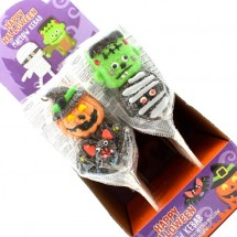 MALLOW POP HALLOWEEN MONSTER Pz 12 x 30g Dekora in vendita all'ingrosso