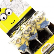 MINIONS MALLOW POP DECORATI Pz 18 x 30g in vendita all'ingrosso