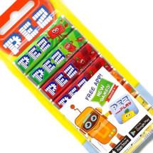 PEZ 8 RICARICHE FRUTTI BLISTER Pz 12 x (8x8,5g) SENZA GLUTINE in vendita all'ingrosso