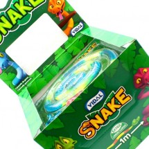 SNAKE JELLY CARAMELLE GOMMOSE LUCIDE INCARTATE Pz 11 x 65g Vidal in vendita all'ingrosso