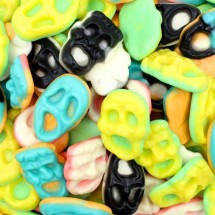 SPOOKIES CARAMELLE GOMMOSE LUCIDE Pz 150 x 8g Trolli in vendita all'ingrosso