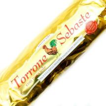 TORRONE FRIABILE SALAME NOCCIOLA RICOPERTO CIOCCOLATO FONDENTE 1000g Sebaste in vendita all'ingrosso
