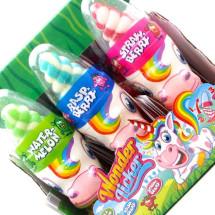 WONDER LICKER UNICORNO LECCA DIP & LICK Pz 12 x 50g Alex Sweets in vendita all'ingrosso